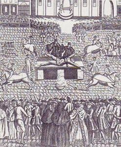 Execution of Damiens